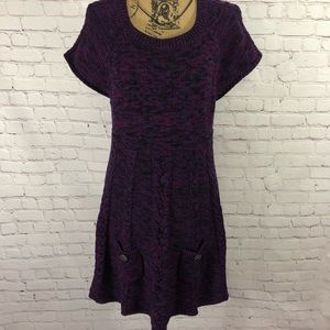 Style&co sweater dress
